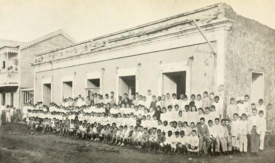 Public School in Manatí.