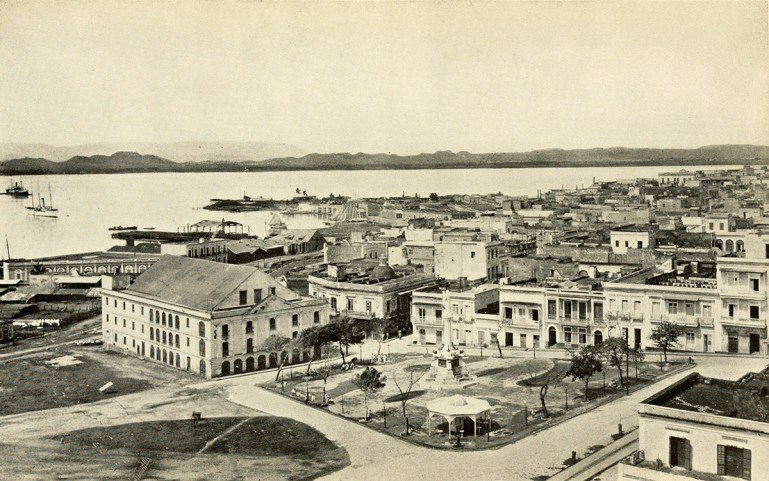 City of San Juan—South half.