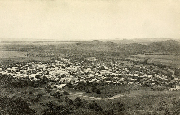 City of Guayama.