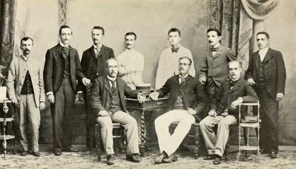 Enumerators of San Juan.