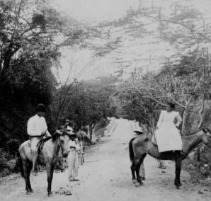 Carretera Central (c. 1900)