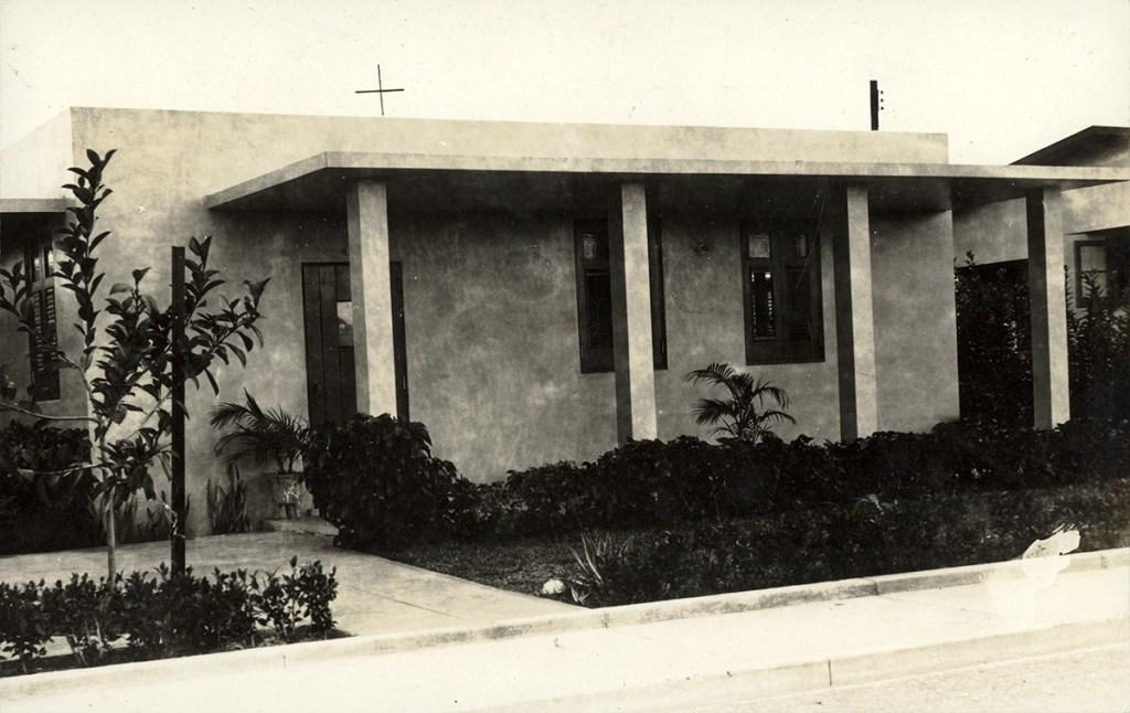 Casa típica de la urbanización Eleanor Roosevelt, Hato Rey (1937)