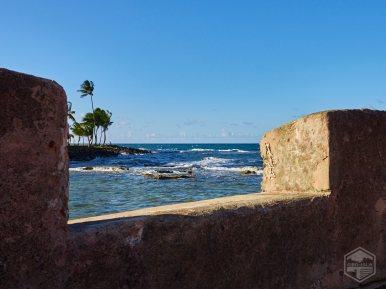 Vista desde el Fortín San Jerónimo.