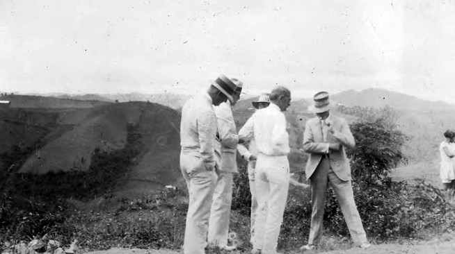 Dr. Ashford and Dr. McKinley. Porto Rico.