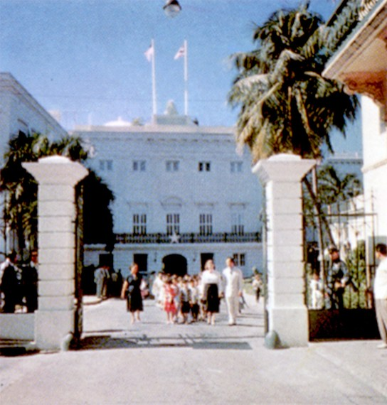 Begun in 1533 as a fortress, remodeled and added through the centuries, the beautiful Fortaleza is today the Governor's Palace and executive mansion. The surrounding gardens are famous for their lush tropical beauty.