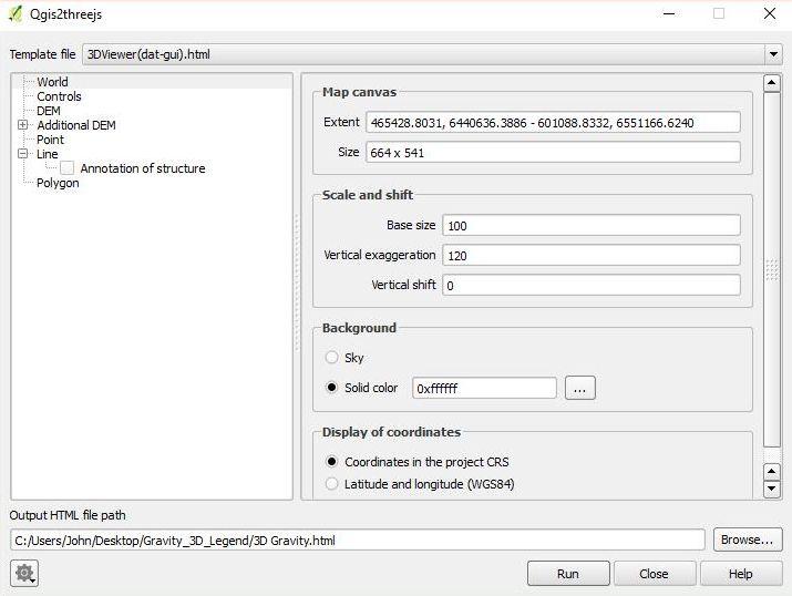 QGISthreejs_Export Fig_VerticalExagg