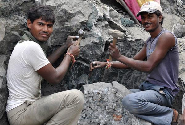 Samling i Indien