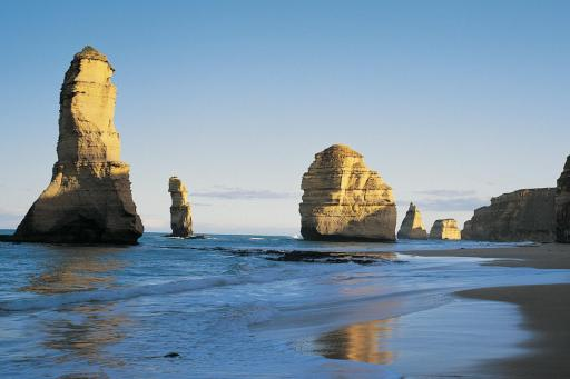The Drowned Apostles -GeologyPage