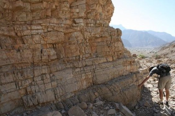 Rocks chart Earth's recovery-GeologyPage