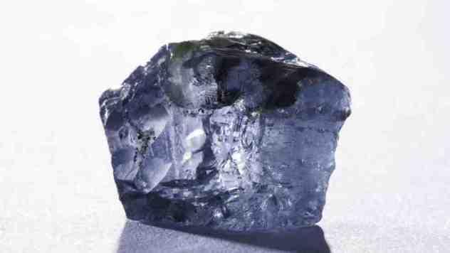 The gem was dug up at a lucrative site near Pretoria. Credit: Petra Diamonds