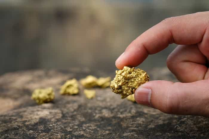 States With Gold : Where Was The Most Gold Found In The United States? -  Geology Page