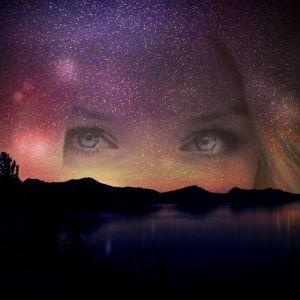 geomantic eyes