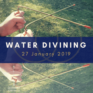 Water Divining workshop