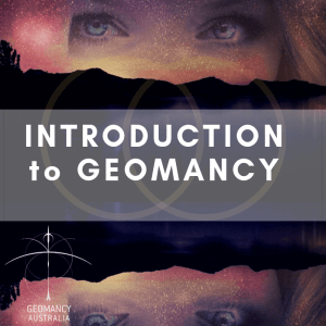 What is geomancy