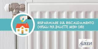 Regole pratiche per risparmiare e ottenere una casa confortevole e riscaldata