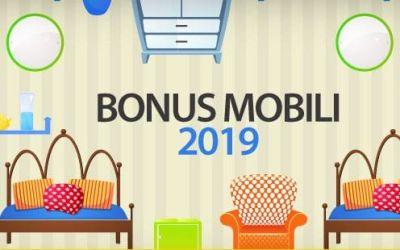 Bonus mobili 2019, ultimo rinnovo?