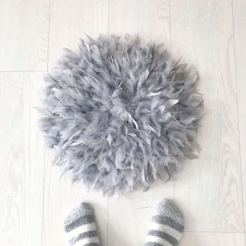 Juju hat sombrero de plumas Bamiléké