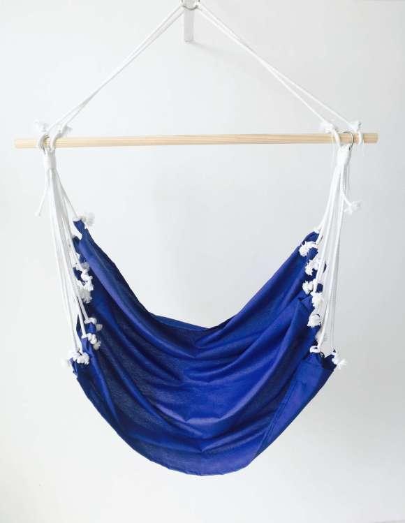 Hamaca silla colgante de tela lisa hammock geometrik - Silla hamaca colgante ...