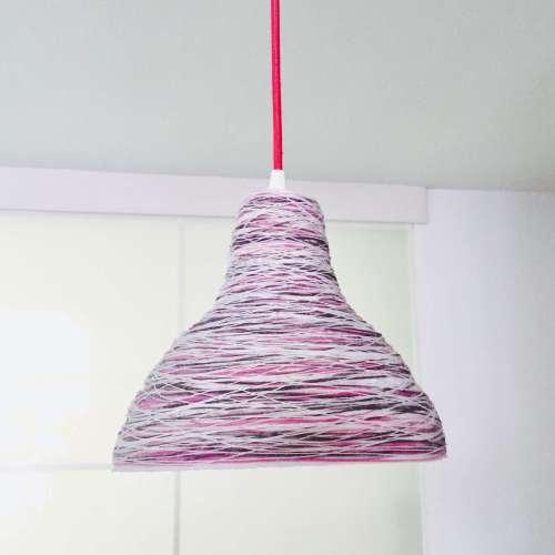 Lámpara de techo industrial COLORS