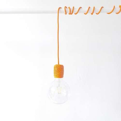 Làmpada de sostre minimalista NUDE