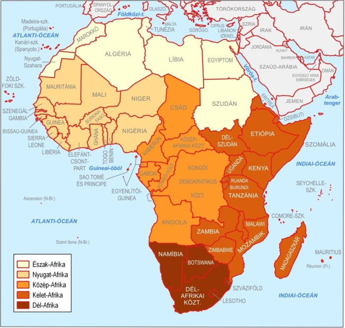 Afrika Fiatalos Nepesseg Regi Problemak Pageo Geopolitikai