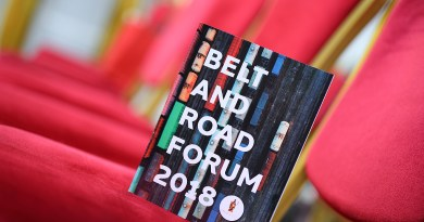 Belt and Road Forum 2018