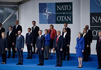 PAIGEO Podcast 016 – A brüsszeli NATO csúcsértekezlet