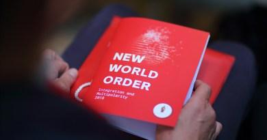 Új Világrend konferencia: integráció és multipolaritás