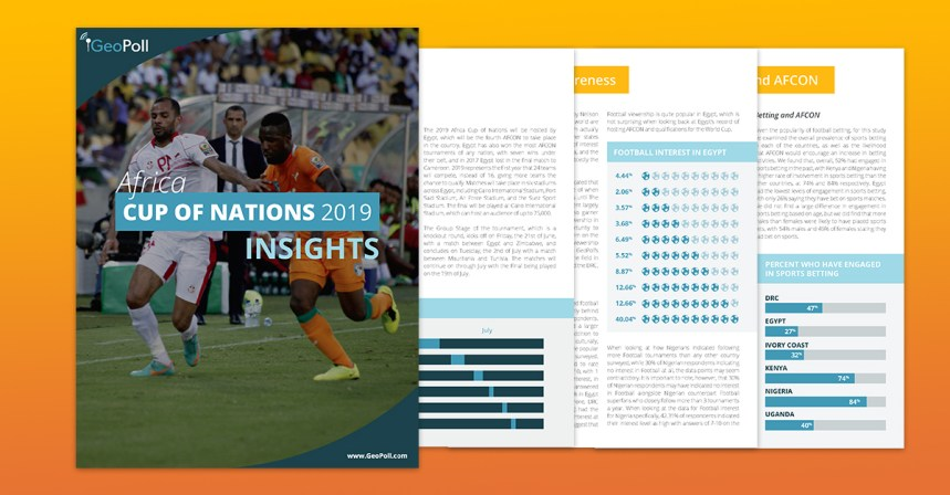 AFCON Viewership Report