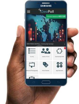 GeoPoll app download
