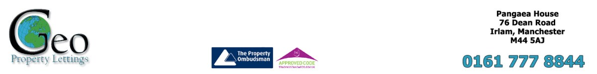 Geo Property Lettings - 0161 777 8844