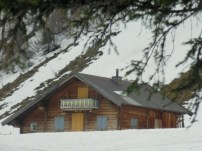 Mit der Kraklhütte (im Bereich der Durchgangalm) verbinde ich viele Kindheitserinnerungen