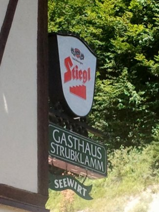 Gasthaus Strubklamm (Seewirt)