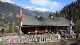 Einkehr auf der Alpe Stalle
