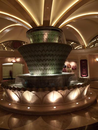 elevator lobby MGM