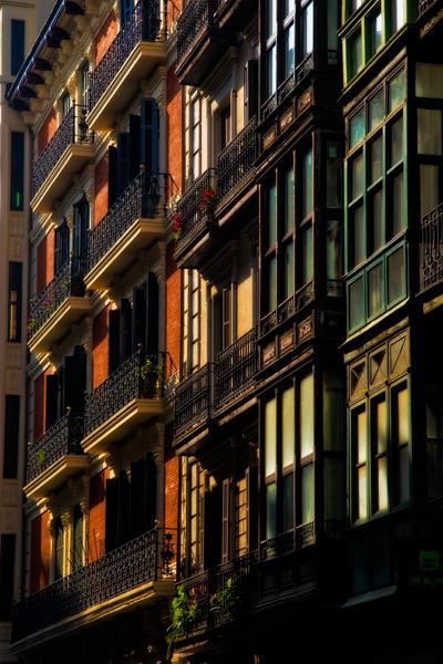 Bilbao Balconies