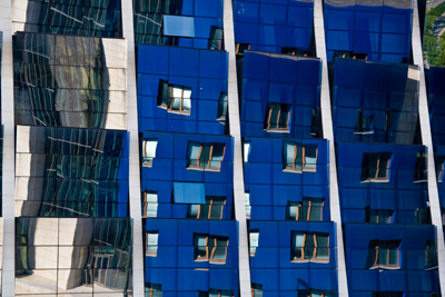 Bilbao reflections