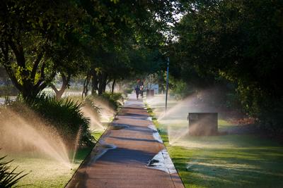 Rosemary Beach walkway