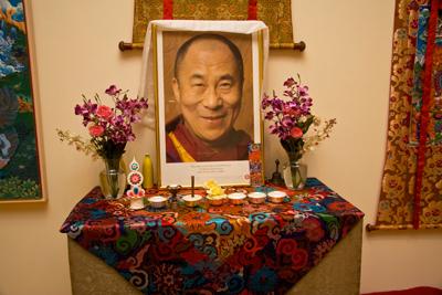 Dali Lama alter