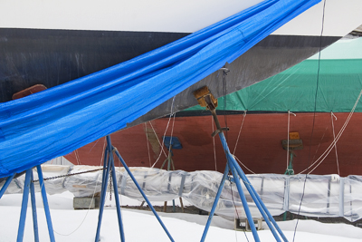 boats and tarps number one