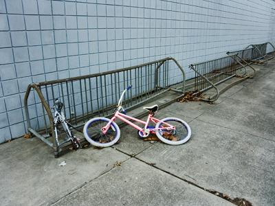 Cass Park bike