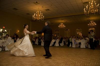 Katie and Matt dance 2
