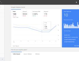 Google anunta update-uri pentru Google Analytics si Google Home