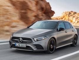 Stiai ca s-a lansat noul Mercedes Benz A-Classe?