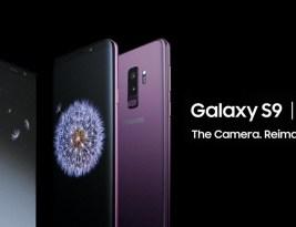 Prima impresie despre Samsung Galaxy S9