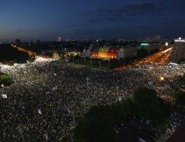 10 august – Ziua Protestului Diasporei si Abuzurile Jandarmeriei vazute prin ochii mei
