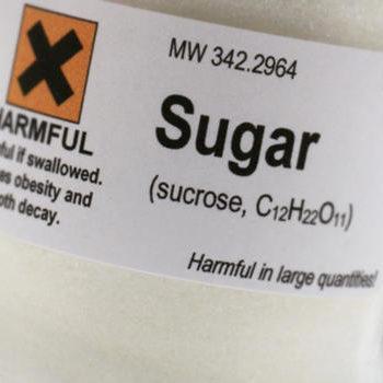 sugar is a poison