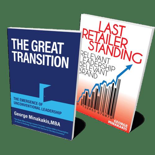 Books Written by George Minakakis