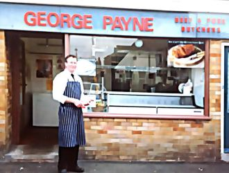 George Payne 1987 Shop