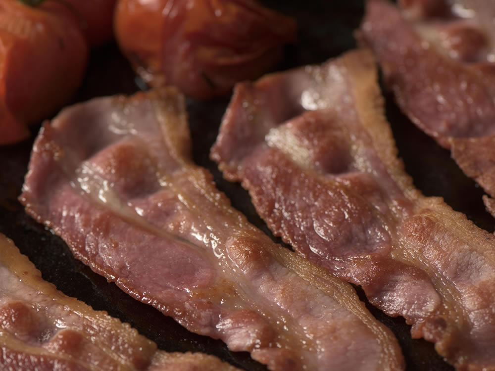 Streaky Bacon (1 Kilo)